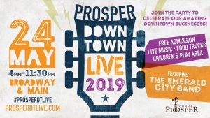 Special Events and Activities | Town of Prosper, Texas