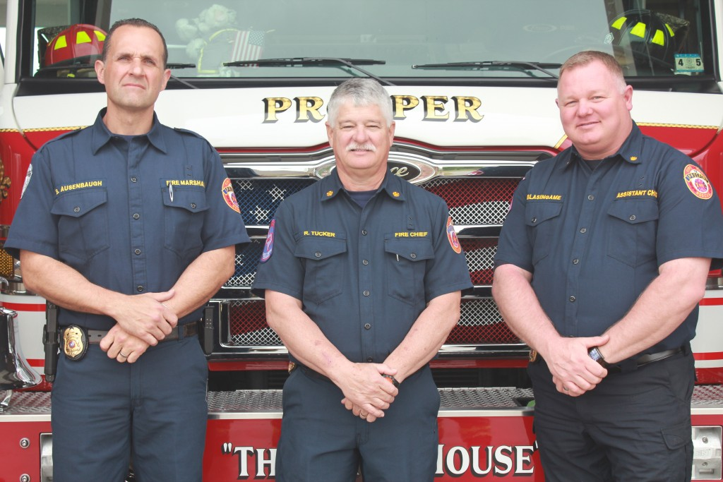 Prosper Fire Department Administration